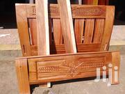 Pure Strong Mahogany Bed Various Sizes   Furniture for sale in Nairobi, Nairobi Central