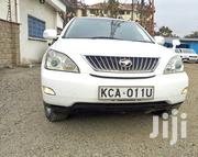 Toyota Harrier 2008 White | Cars for sale in Nairobi, Nairobi Central