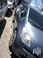 Toyota Ractis 2009 Silver | Cars for sale in Mombasa, Shimanzi/Ganjoni