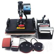 5 In 1 Digital Heat Press Machine Sublimation | Printing Equipment for sale in Nairobi, Nairobi Central