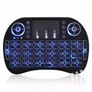 Mini Wireless Keyboard With Tourch Pad and Backlit. | Computer Accessories  for sale in Nairobi, Nairobi Central