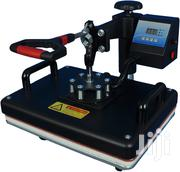 Combo Heat Press Machine Cap Mug T-shirt Heat Press | Printing Equipment for sale in Nairobi, Nairobi Central