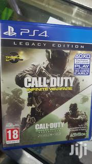 Call Of Duty Infinite Warfare Playstation 4 | Video Games for sale in Nairobi, Nairobi Central