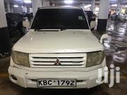 Mitsubishi Pajero 2002 White | Cars for sale in Nairobi, Nairobi West