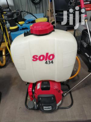 New Solo Engine Sprayer 434
