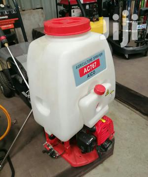 New 2 Stroke AICO Engine Sprayer.