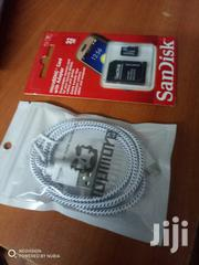 Memory Card 32gb With Free Cable Charger | Accessories for Mobile Phones & Tablets for sale in Nairobi, Nairobi Central