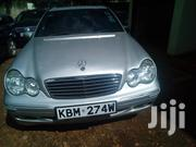 Mercedes-Benz C200 2004 Silver | Cars for sale in Nairobi, Westlands