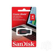4GB Sandisk Cruzer Blade Flashdisk | Computer Accessories  for sale in Kiambu, Murera
