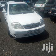 Toyota Corolla 2003 White | Cars for sale in Uasin Gishu, Racecourse