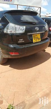 Toyota Harrier 2011 Black | Cars for sale in Nairobi, Kahawa West