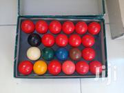 Snooker Balls in New, Perfect Condition | Sports Equipment for sale in Mombasa, Bamburi