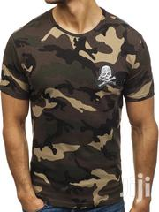 Camo Khaki Men Tshirt | Clothing for sale in Nairobi, Nairobi West