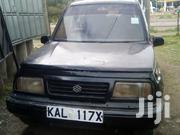 Suzuki Escudo 1993 Black | Cars for sale in Kajiado, Ongata Rongai