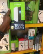 Oraimo 10000 Mah Power Bank Brand New. | Accessories for Mobile Phones & Tablets for sale in Nairobi, Nairobi Central