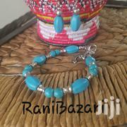 Elegant Simple Turquoise Bracelets and Earring | Jewelry for sale in Nairobi, Kilimani