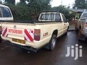 Mitsubishi L200 1994 Beige | Cars for sale in Uasin Gishu, Kimumu