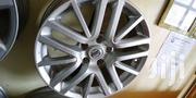 Nissan Murano Original Sport Rim Size 17 Set | Vehicle Parts & Accessories for sale in Nairobi, Nairobi Central
