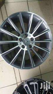 Mercedes Benz Alloy Rims In Size 17 Ksh 64K | Vehicle Parts & Accessories for sale in Nairobi, Nairobi Central