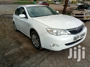 Subaru Impreza 2008 White | Cars for sale in Nairobi, Umoja II