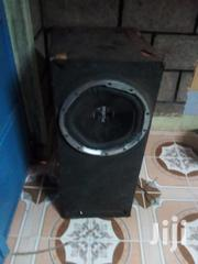 1000watts Sony Speaker With Cabinet, Jec Booster 600watts .   Audio & Music Equipment for sale in Nyeri, Thegu River