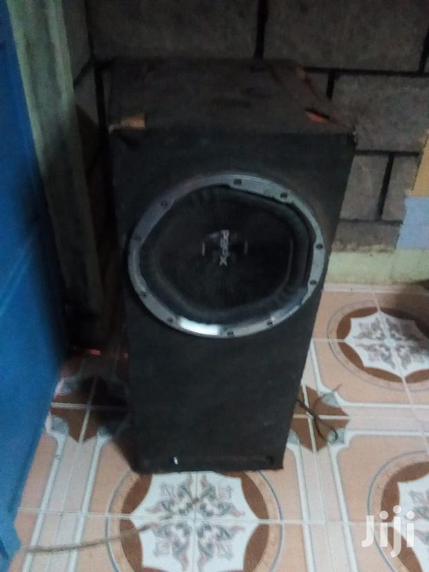 Archive: 1000watts Sony Speaker With Cabinet, Jec Booster 600watts .