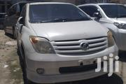 Toyota IST 2006 White | Cars for sale in Mombasa, Tudor