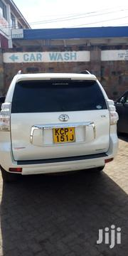 Toyota Land Cruiser Prado 2011 White | Cars for sale in Nairobi, Kasarani