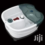 """Enjoy"" Multifunction Footbath Footspa Massager 