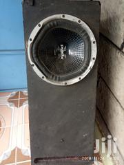Clean Powerful 1000w Sony Xplod Speaker And 600w Jec Booster   Audio & Music Equipment for sale in Nyeri, Thegu River