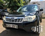 Subaru Forester 2011 Black | Cars for sale in Nairobi, Parklands/Highridge