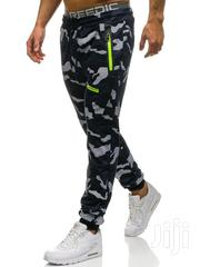 Joggers Camo Black | Clothing for sale in Nairobi, Nairobi West