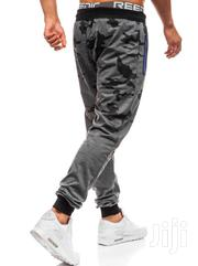 Men Camo Gray And Camo White Joggers | Clothing for sale in Nairobi, Nairobi West