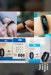 M4/M3 Plus Smart Watch Heart Rate Blood Pressure Monitor Sports Track | Smart Watches & Trackers for sale in Nairobi, Mountain View