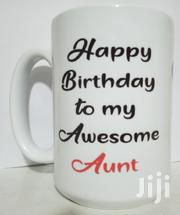 Birthday Mug for an Aunt | Kitchen & Dining for sale in Nairobi, Lower Savannah
