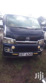 Toyota HiAce 2009 Blue | Buses for sale in Nairobi, Parklands/Highridge