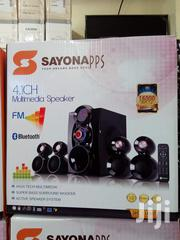 Sayona SHT-1148BT -16000W, 4.1ch PMPO Subwoofer - (Black) | Audio & Music Equipment for sale in Nairobi, Nairobi Central