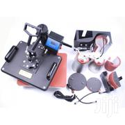 8 In 1 Combo Heat Press Machine(HM-CIN1) For T-shirt Cap Mug | Printing Equipment for sale in Nairobi, Nairobi Central