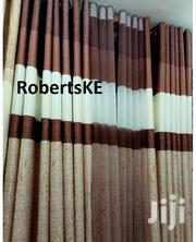 Brown Printed Curtains | Home Accessories for sale in Nairobi, Nairobi Central