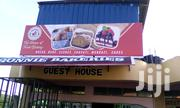 Framed Banner With Installation | Other Services for sale in Nairobi, Nairobi Central