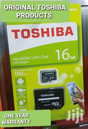Original 16gb Memory Card With One Year Warranty | Accessories for Mobile Phones & Tablets for sale in Nairobi, Nairobi Central