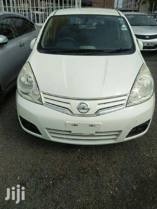 Archive: Nissan Note 2011 White