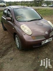 Nissan March 2004 Brown | Cars for sale in Nairobi, Embakasi