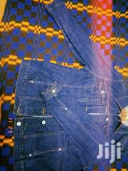 Dollywood Bomber Denim Jacket(Secondhand)Price Negotiable | Clothing for sale in Nairobi, Nairobi Central