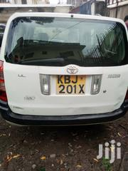 Toyota Succeed 2006 White | Cars for sale in Mombasa, Shanzu
