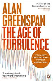 The Age Of Turbulence -allan Greenspan | Books & Games for sale in Nairobi, Nairobi Central