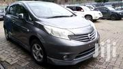 Nissan Note 2012 Gray | Cars for sale in Nairobi, Kilimani