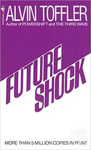Future Shocks-alvin Toffler | Books & Games for sale in Nairobi, Nairobi Central