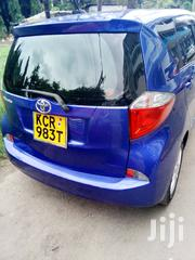 Toyota Ractis 2012 Blue | Cars for sale in Mombasa, Shanzu