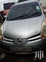 Nissan Note 2008 Silver | Cars for sale in Nairobi, Nairobi Central